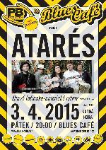 3.4.2015 – ATARRS Žhavé latinsko americké rytmy na velikonoce v Blues Café