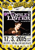 Aynsley Lister (GB) – Europen tour 2015