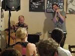04.09.2015 Sundays on Clarendon Road > Klubový večer mladých básníku (Ortenova Kutná Hora 2015 )