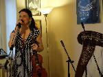 07.05.2016 DELIOÚ deliou- Jitka Malczyk ( housle) & Celestine Doedens (harfa)