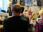 21.05.2016 Kateřina a skupina TAJEMOJE v Blues Café