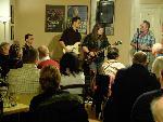 09.12.2016 Charlie Slavík v Blues Café