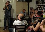 22.6.2017 Charlie Slavík Revue & Daniel De Vita (ARG) v Blues Café