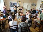 26.6.2017 Crystal Creek (USA) v Blues Café