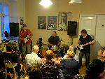 31.08.2017 John Slim Houtbraken Trio v Blues Café