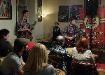 18.012018 Charlie Slavík Revue v Blues Café