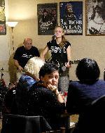 12.10.2018 Tereza Balonová v Blues Café