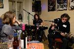 "14.02.2019 Blanka Šrumová & Jan ""Sahara"" Hedl v Blues Café"