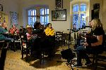 12.4. 2019 Petra Börnerová trio v Blues Café