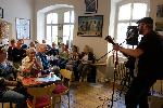 "30.05.2019  St. Johnny - 1950´s jump blues"" v Blues Café"
