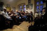 21.9.2019 David Evans & Jan Sobotka in Blues Café